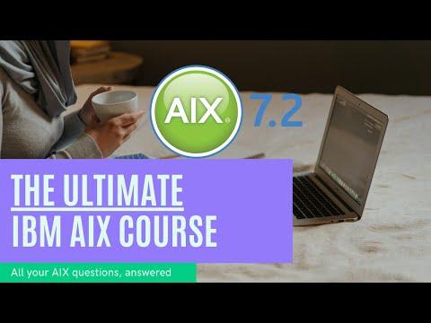 AIX POWER hardware 3D view