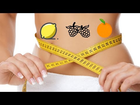 5 Fat Burning Fruits To Eat To Promote Weight Loss - Flat Belly Diet - How To Lose Weight Fast