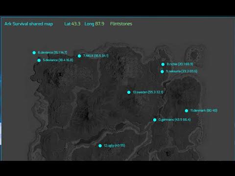 Ark Survival Base Mapper Get started use Chrome webbrowser