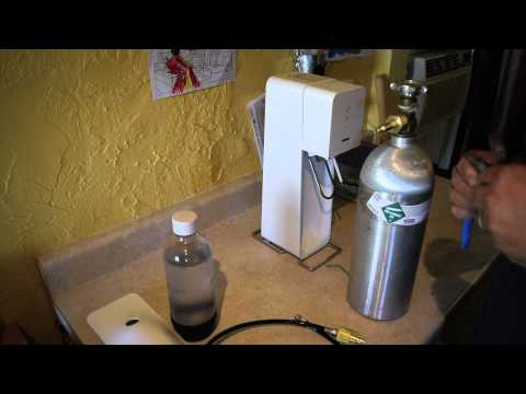 Sodastream Hack !  Are you tired of paying for Co2 ?