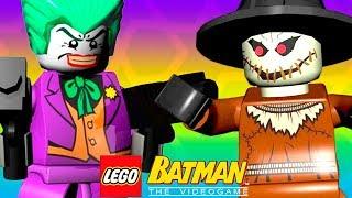 Lampada Lego Batman : Fuga do coringa lego batman the videogame #12