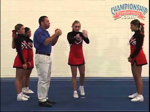 Winning it All! Advanced Partner Stunts & Transitions