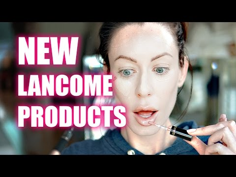 Lancôme Teint Idole Ultra Foundation Stick Camouflage Concealer Click and Go highlighter and more!