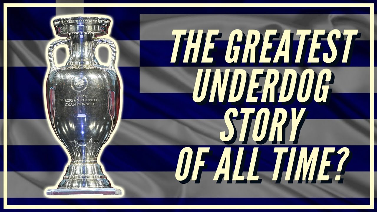 Download How Did Greece Win the 2004 UEFA Euros? MP3 Gratis