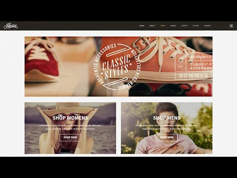Hipster Joomla Template Tutorial Part One