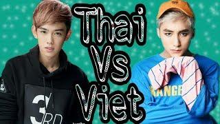 T-Pop vs V-Pop   2013-2017