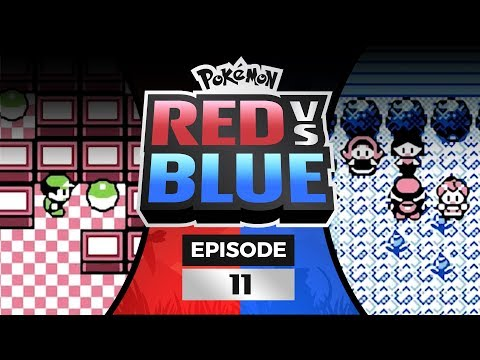Pokemon Red and Blue Versus - EP11 | The Most Powerful Item X2!