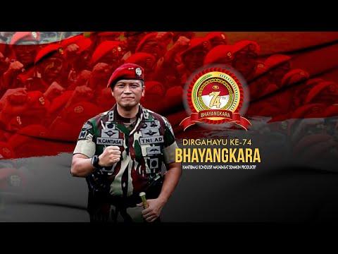 "Dirgahayu Ke-74 Bhayangkara. ″Kamtibmas Kondusif Masyarakat Semakin Produktif""."