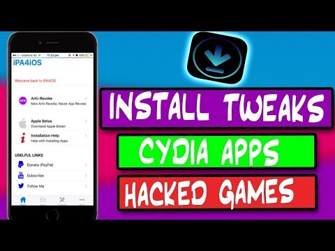 Get ANY Tweaked. Paid APPS and GAMES for FREE HACKED on iOS 10 & 11 (WORKING without JAILBREAK 2017)