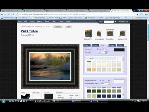 How I made $5000 selling my art/photography how to online