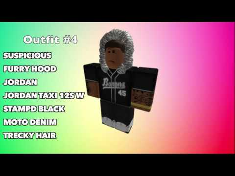 12 Awesome Roblox Outfits