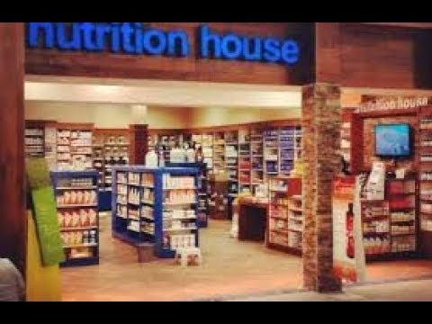 NUTRITION HOUSE -Tour of Where I Work