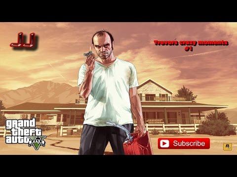GTAV | Trevor and his grenade