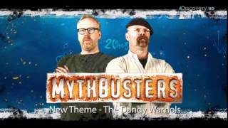 New Mythbusters Theme - The Dandy Warhols