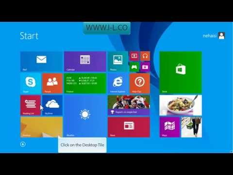 How to open Command prompt (Admin) in windows 8.1
