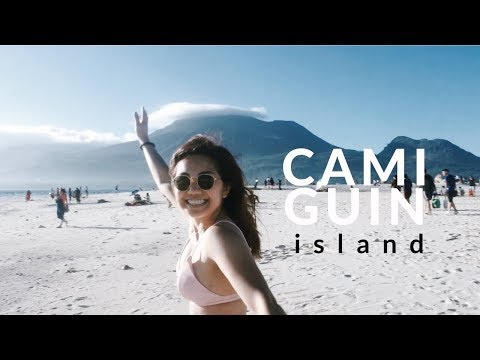 CAMIGUIN ISLAND, PHILIPPINES TRAVEL GUIDE // vlog