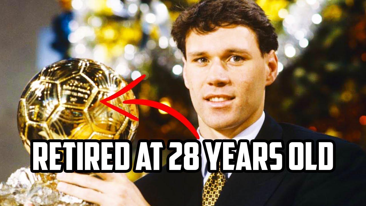 Just How GOOD was Marco Van Basten?