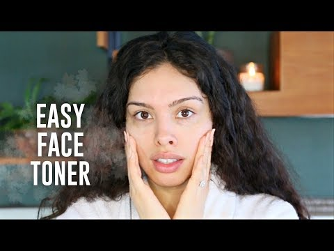 DIY Facial Toner | For Acne Prone, Dry and Combo Skin!