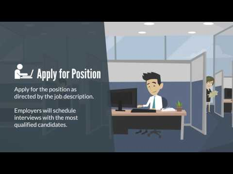 Work-Study: How to Apply for a Work-Study Job