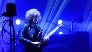 The Killers - A Dustland FairyTale / Baby I'm Yours - Pacific Coliseum Vancouver - December 3, 2012