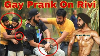 GAY Prank - Gone Wrong -@BaapofBadmash   Pranks In India 2020   By TCI
