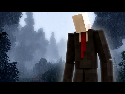 SLENDER - CAN I SURVIVE THE NIGHT?! | Minecraft