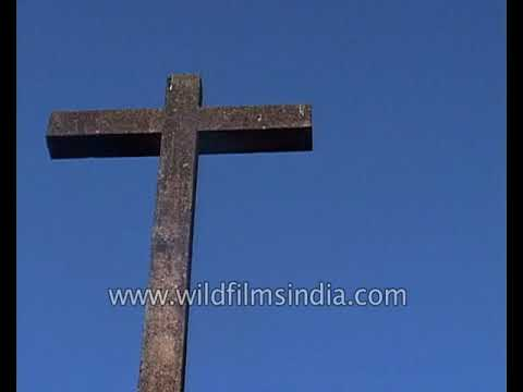 Bom Jesus Basilica, Goa's most famous church
