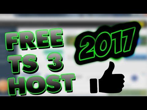 (2017)Kako napraviti free ts3 server
