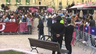 RAI, il Giro d'italia a Giovinazzo - Il racconto della tappa