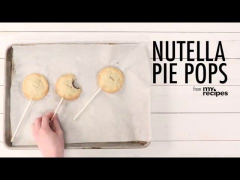How to Make Nutella Pie Pops | MyRecipes