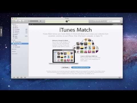 iTunes Match Part 1- Setup