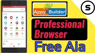 Browser App | Home Page Offline HTML | AIA File | Thunkable