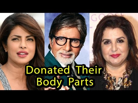 10 Bollywood Celebs Who Donated Their Body Parts