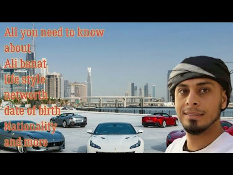 Ali banat personal life, net worth, Nationality, Age, and more.
