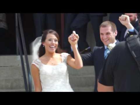Smaltz Wedding- Massillon, Ohio