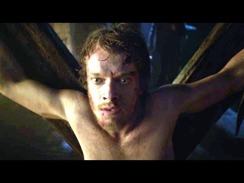 Game of Thrones -  Alfie Allen (Theon Greyjoy) Season 4 Interview
