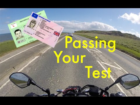 How to Get a Motorcycle License in the UK