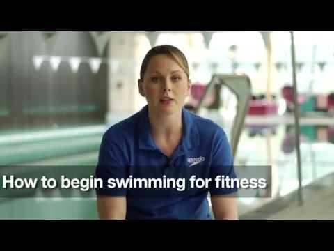 Speedo Advisors | How to begin swimming for fitness by Julie Johnston