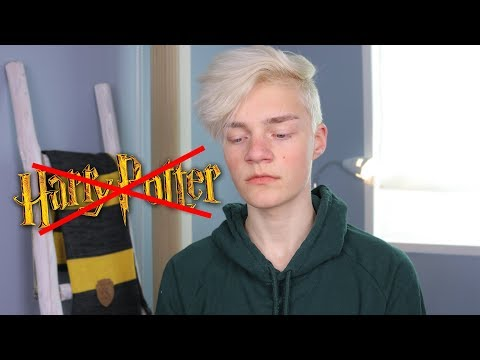 why i don't like Harry Potter anymore... (April Fools)