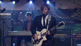 Download The Black Keys [HD] - The Late Show with David Letterman Video