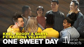 rIVerse Reacts: One Sweet Day by Khel, Bugoy & Daryl Ong Ft. Katrina Velarde - Cover Reaction