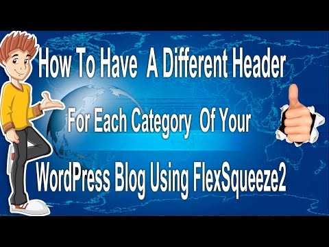 Changing Category Headers On WordPress