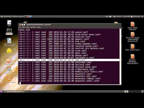 Linux Run Levels in  Ubuntu