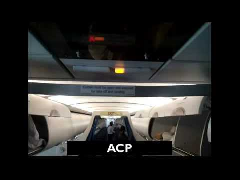 AIRBUS A320 LAVATORY Smoke Detection Complete Test