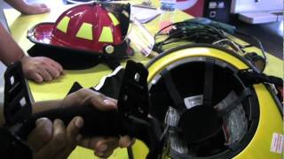 LION Paul Conway Helmets Fit and Adjustments