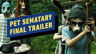 Download Pet Sematary: Final Trailer (2019) John Lithgow, Jason Clarke Video