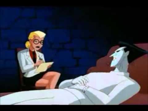 Joker seduces Harley Quinn