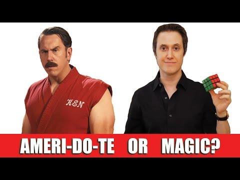 Master Ken vs YouTube Magician