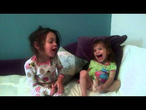 My birthday song: Haleigh & Hannah