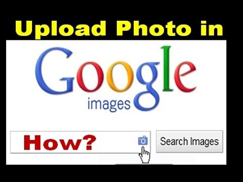 how to upload photos to google images